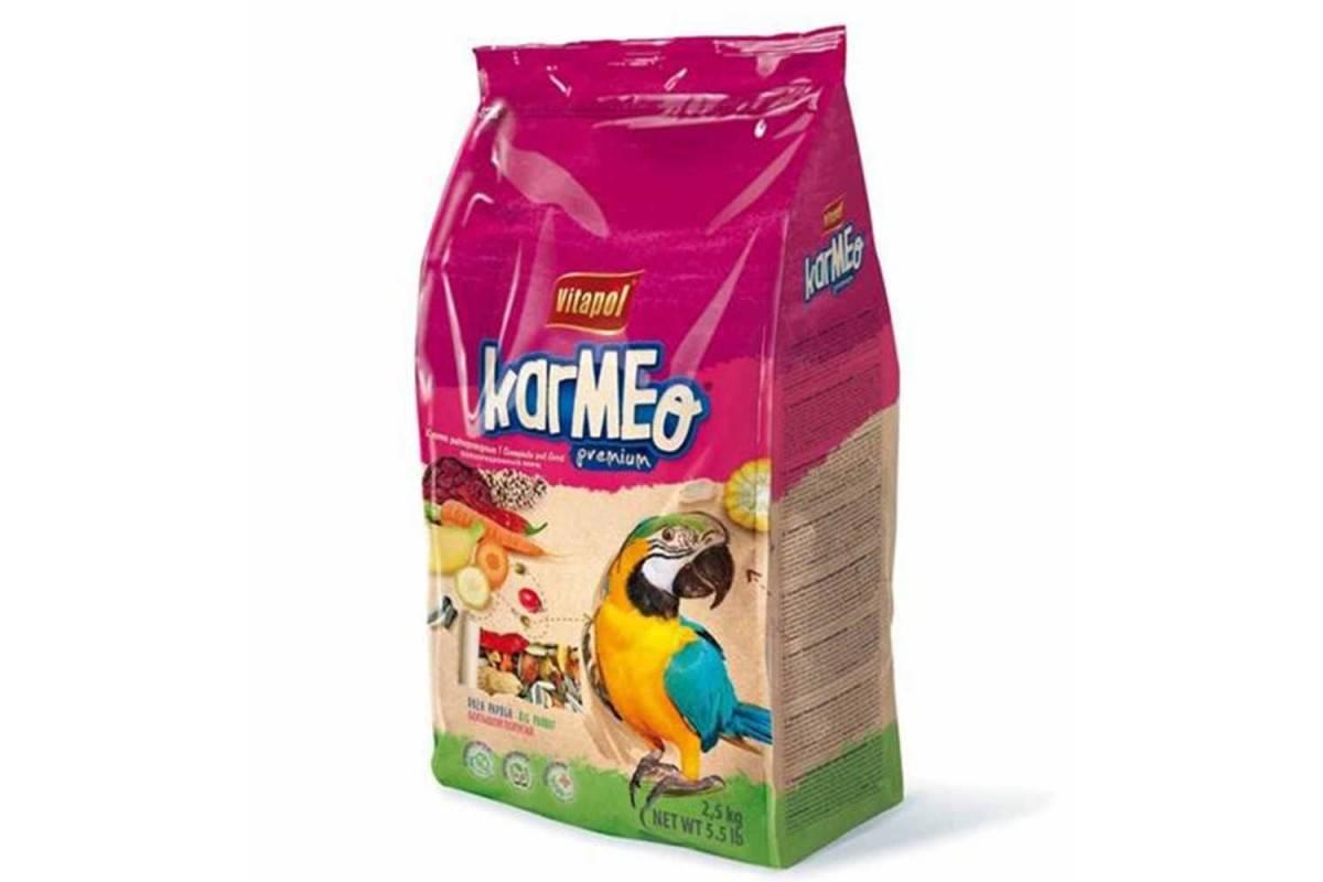 Vitapol Karmeo корм для великих папуг