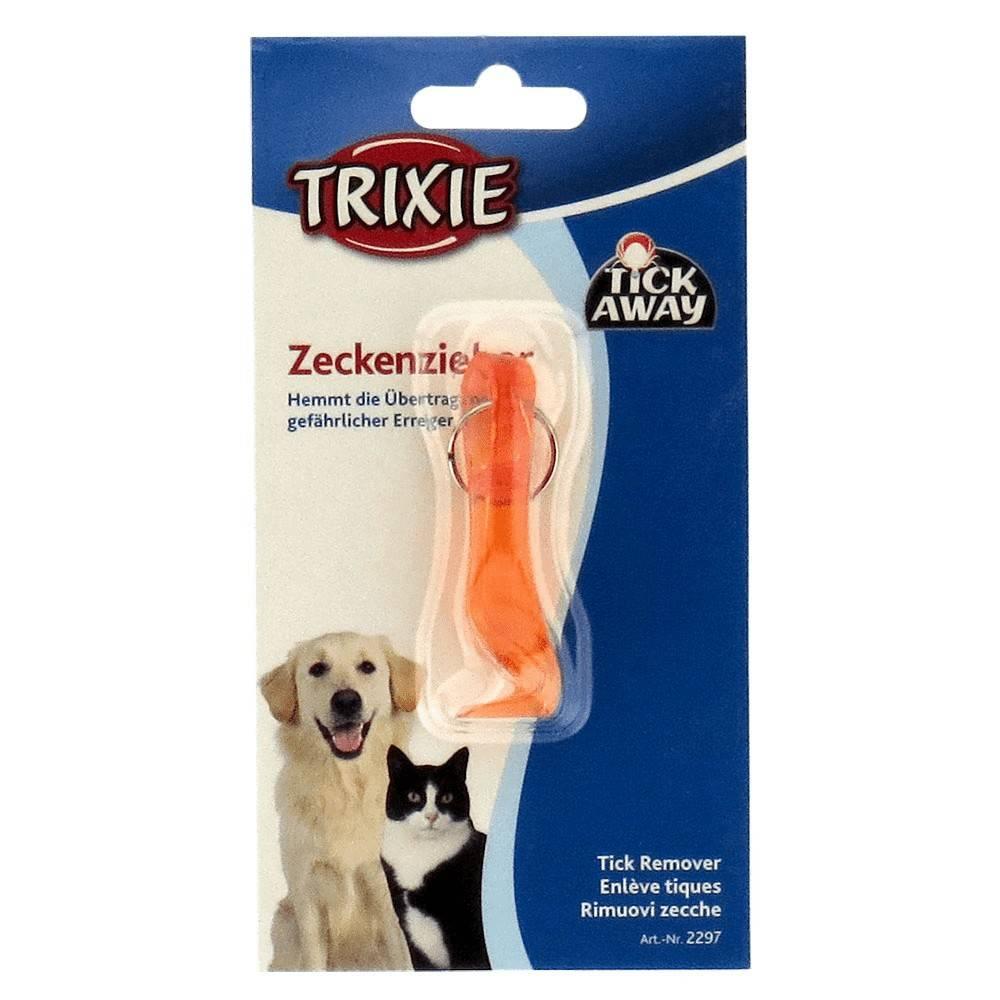 Trixie пристрій для видалення кліщів у собак та котів