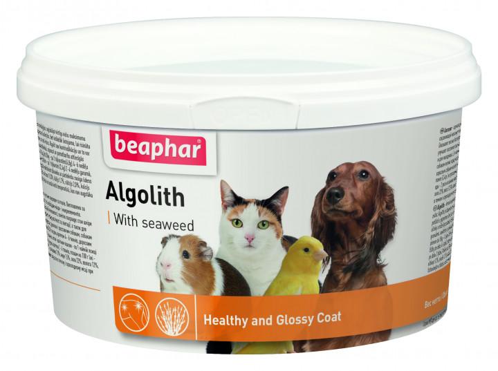 Beaphar Algolith – мінеральна добавка для котів, собак, гризунів і птахів