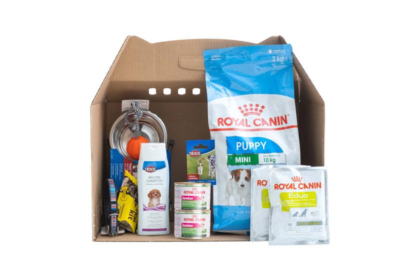 Royal Canin Mini Puppy – Стартовый набор для щенков маленьких пород