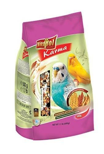 Vitapol – корм для волнистых попугаев