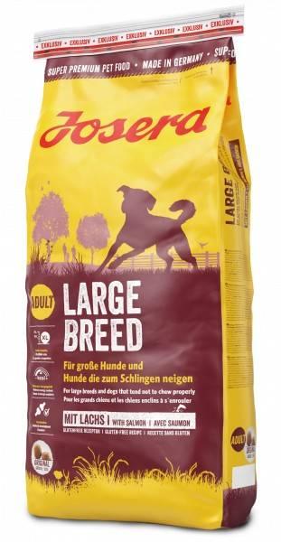 JOSERA LARGE BREED – сухой корм для взрослых собак крупных пород