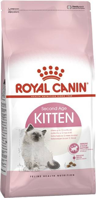 ROYAL CANIN KITTEN – сухий корм для кошенят