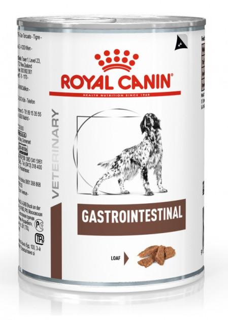 ROYAL CANIN GASTRO INTESTINAL CANINE – лікувальний вологий корм для собак при порушеннях травлення