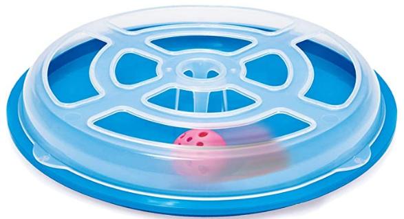 Gioco Vertigo інтерактивна іграшка для котів, трек з м'ячиком