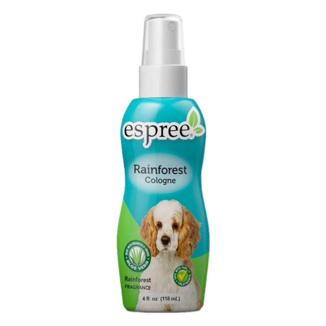 Espree Rainforest Cologne – одеколон з ароматом тропічного лісу для собак