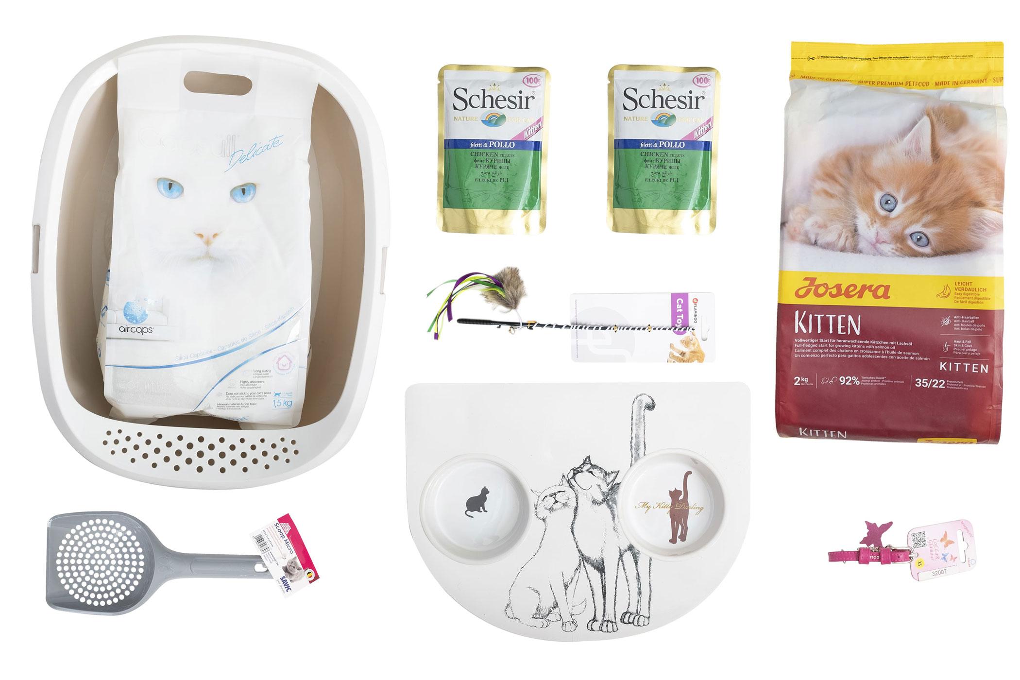 Josera Kitten – Стартовий набір для кошенят