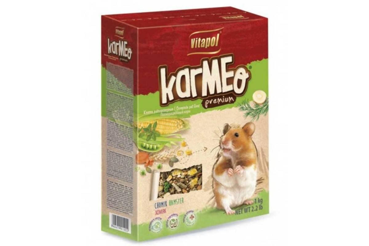 Vitapol Karmeo корм для хомяков