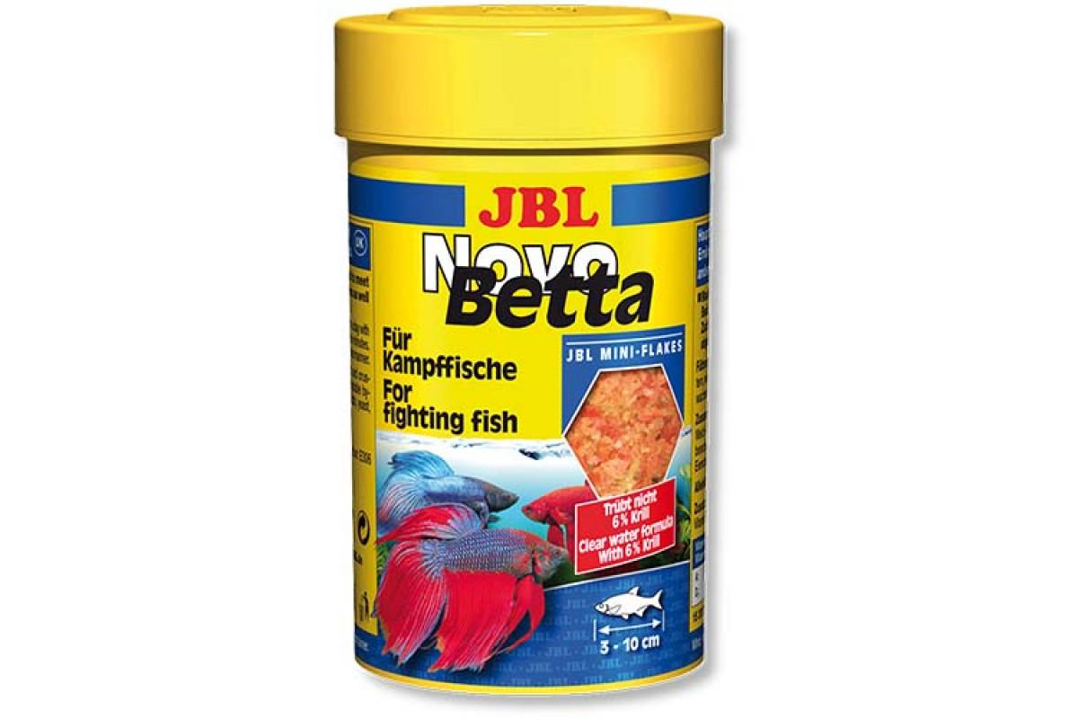 JBL NovoBetta – основний корм для лабірінтових рибок