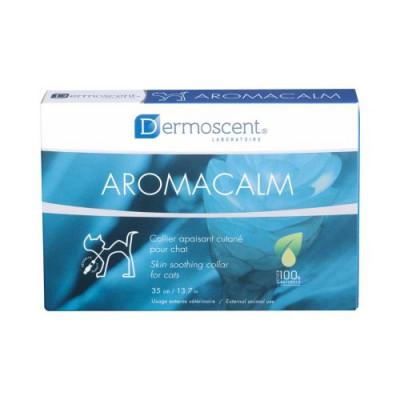 Dermoscent Aromacalm – нашийник для догляду за шкірою котів