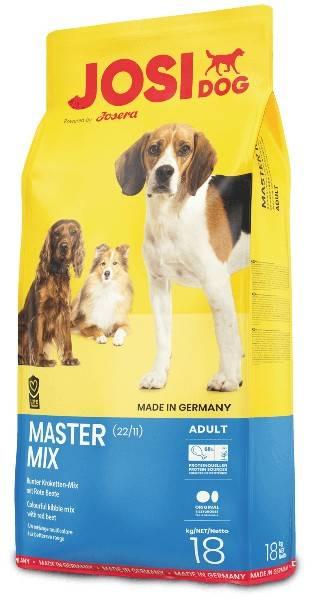 JOSIDOG MASTER MIX – сухий корм для дорослих собак всіх порід