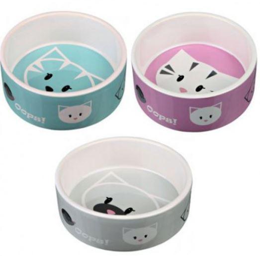 Trixie Mimi керамическая миска для котов