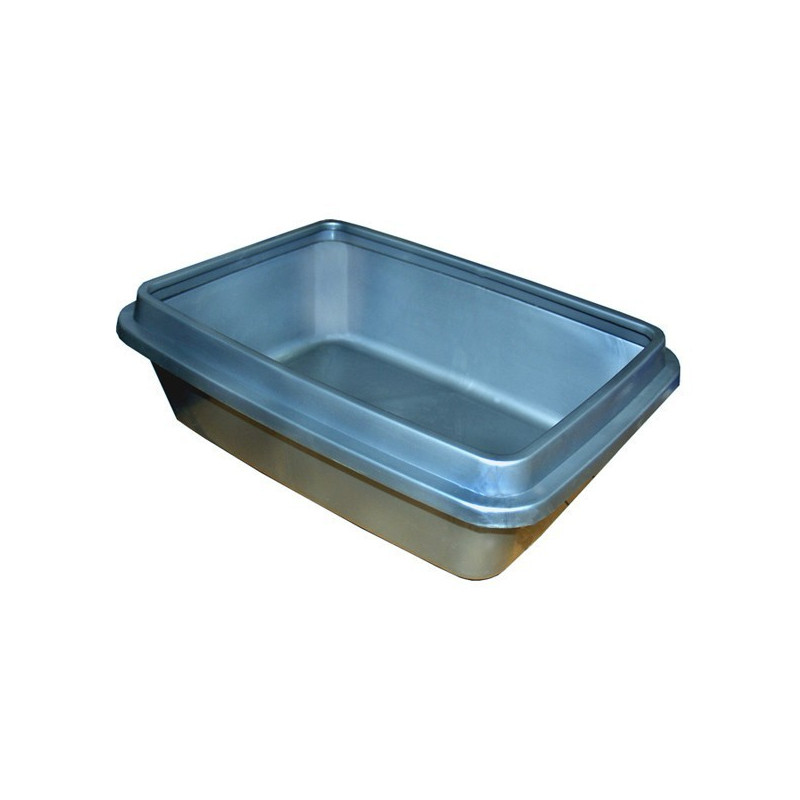 Маркіз – туалет для котів з високою рамкою,  42,5×31,5×13 см