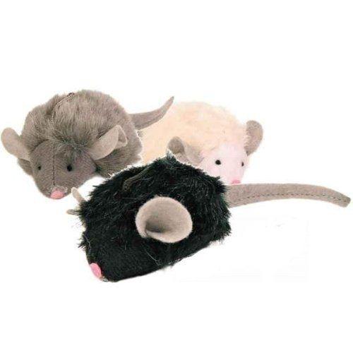 Trixie миша-пищалка з чіпом для кішок