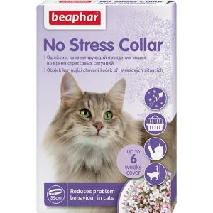 Beaphar No Stress Collar – ошейник для снятия стресса у котов