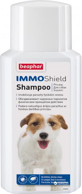 Beaphar IMMO Shield Shampoo шампунь от паразитов для собак