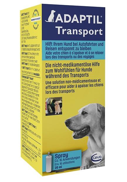 Adaptil – заспокійливий спрей для собак