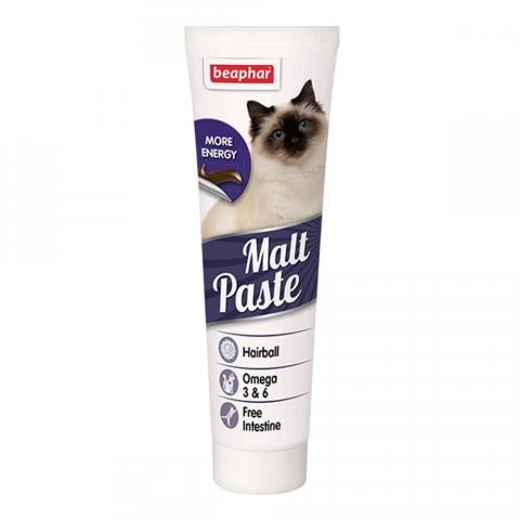Beaphar Malt Paste – паста для выведения шерсти для котов и котят