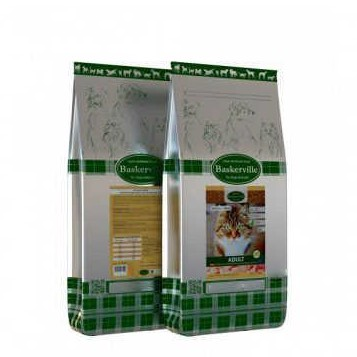 BASKERVILLE ADULT – сухий корм для дорослих котів