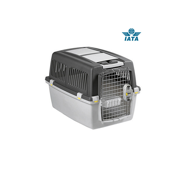 Stefanplast Gulliver 4 IATA – переноска с металлической дверью для собак и кошек весом до 18 кг, 71×51×50 см
