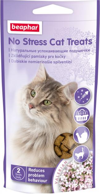 Beaphar No Stress Cat Treats – антистрес ласощі для котів