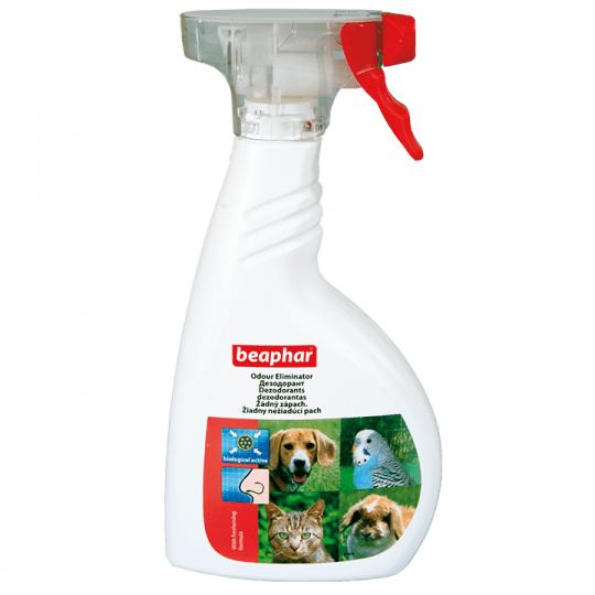 Odour Eliminator – дезодорант-спрей для уничтожения неприятных запахов