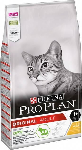 PURINA PRO PLAN CAT ADULT ORIGINAL CHICKEN – сухой корм с курицей для взрослых котов