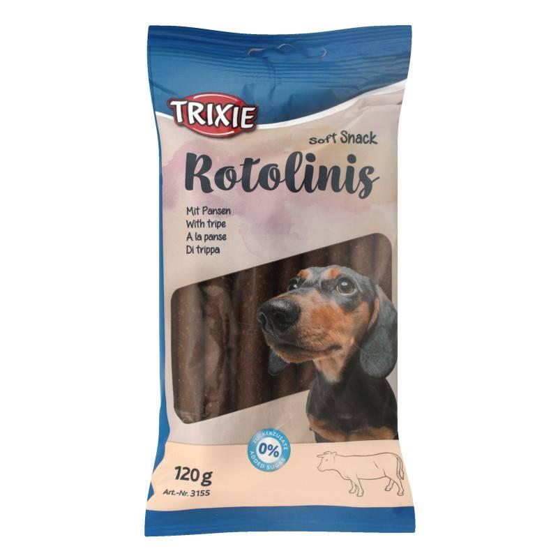 Trixie Rotolinis лакомство с желудком для собак