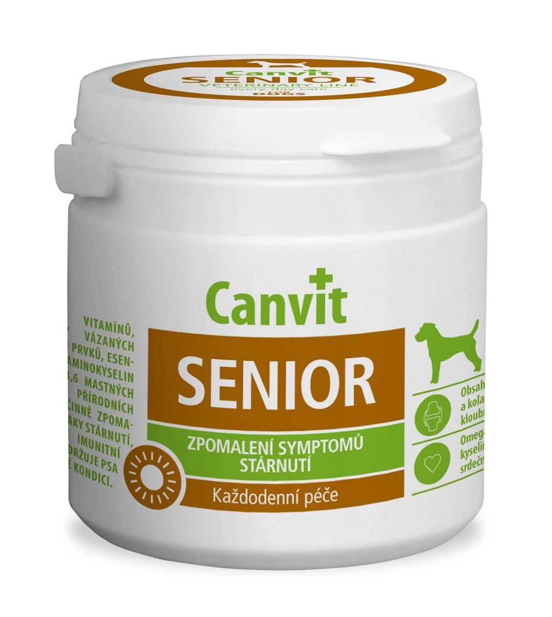 CANVIT SENIOR – комплекс вітамінів і мінералів для літніх собак