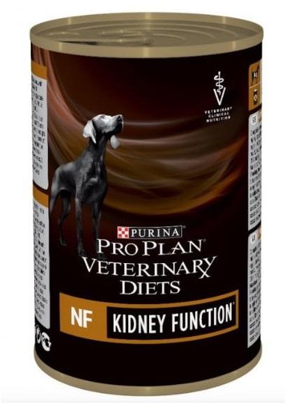 PRO PLAN VETERINARY DIETS NF RENAL FUNCTION CANINE FORMULA лікувальний вологий корм для собак з нирковою недостатністю