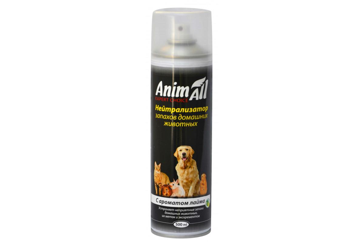 AnimAll нейтрализатор запаха домашних животных