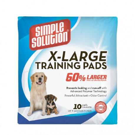 X-LARGE training pads – пелюшки великого розміру для собак, 71×76,2 см