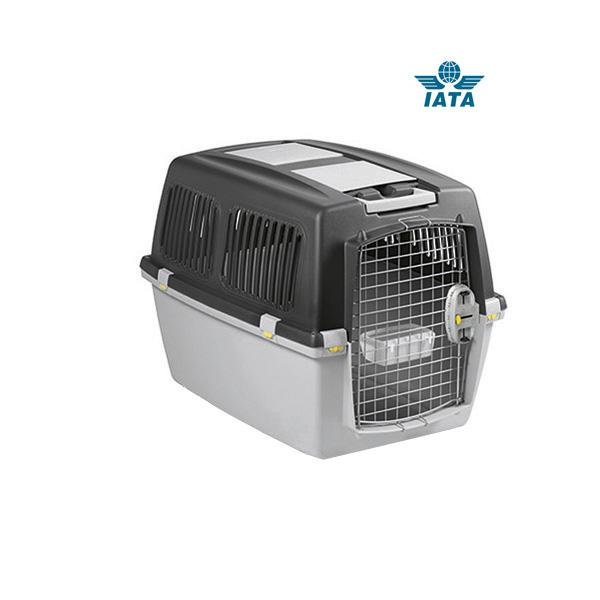 Stefanplast Gulliver 5 IATA – переноска с металлической дверью для собак и кошек весом до 25-30 кг, 81×61×60 см