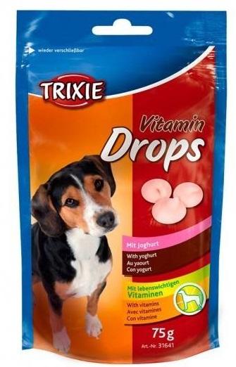 Trixie лакомство со вкусом йогурта для собак