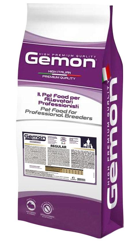 GEMON REGULAR – сухий корм з куркою та рисом для дорослих собак усіх порід
