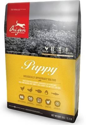 ORIJEN Puppy – сухой корм для щенков всех пород