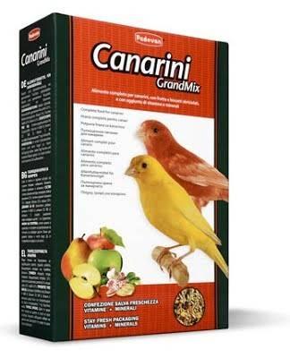 Padovan GrandMix Сanarini – корм для канареек