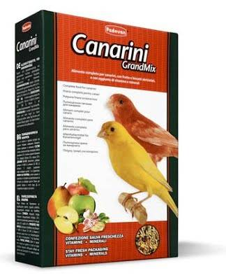 Padovan GrandMix Сanarini – корм для канарок