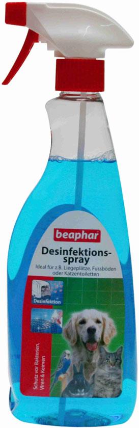 Beaphar Desinfektions-spray – дезинфицирующий спрей