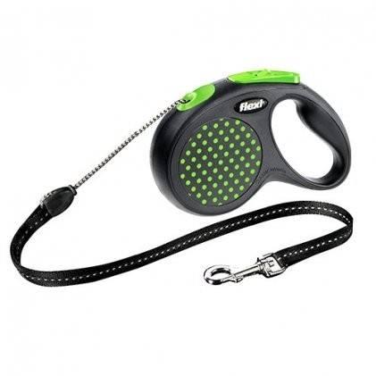 Flexi Design S – поводок-рулетка для собак весом до 12 кг