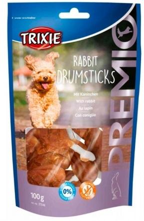 Trixie Premio Rabbit Drumsticks – ласощі з кроликом для собак