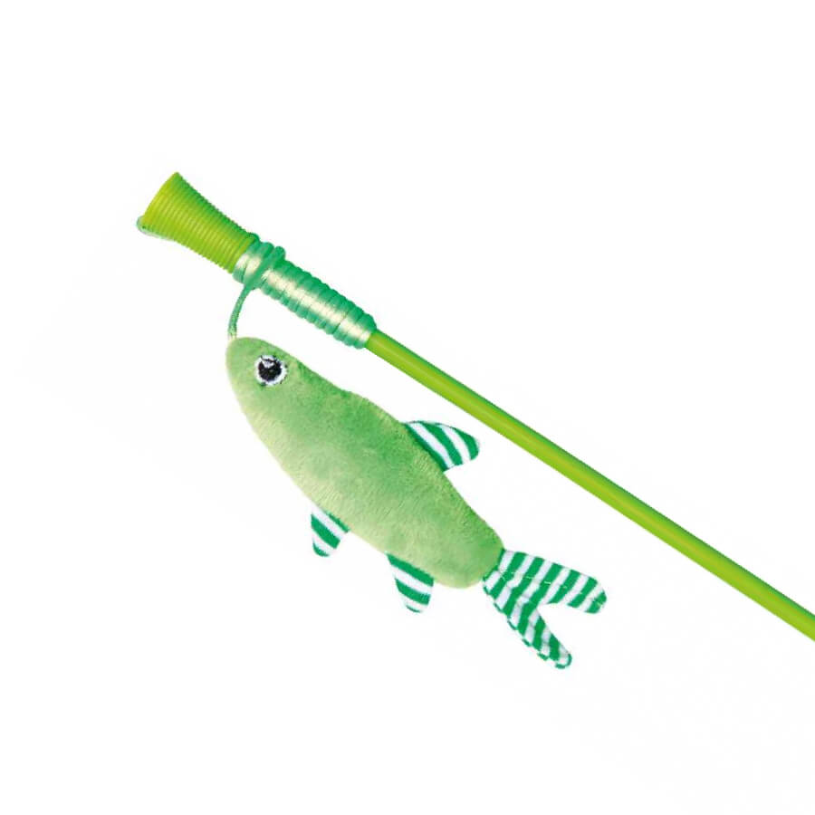 Trixie Squieky – игрушка-дразнилка с рыбкой для котов