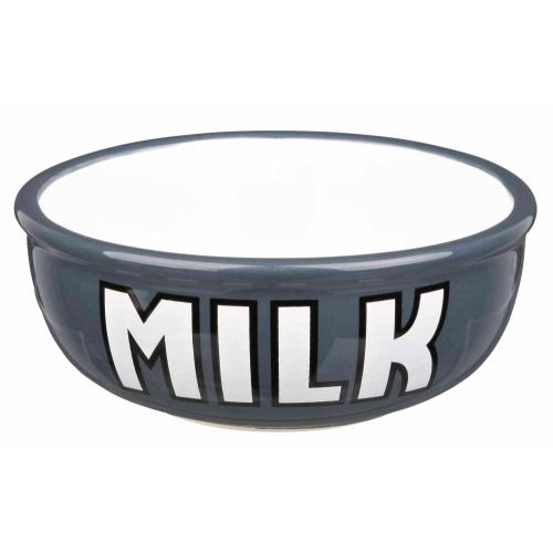 Trixie Milk&More – керамічна миска для котів