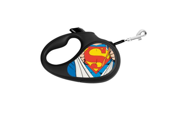 """Waudog """"Супермен Герой"""" – поводок-рулетка для собак"""
