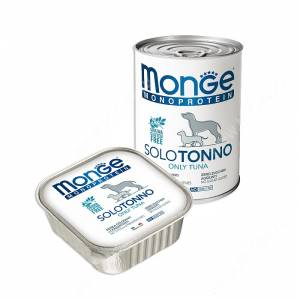 Monge Solo Polo консерви з тунцем для собак