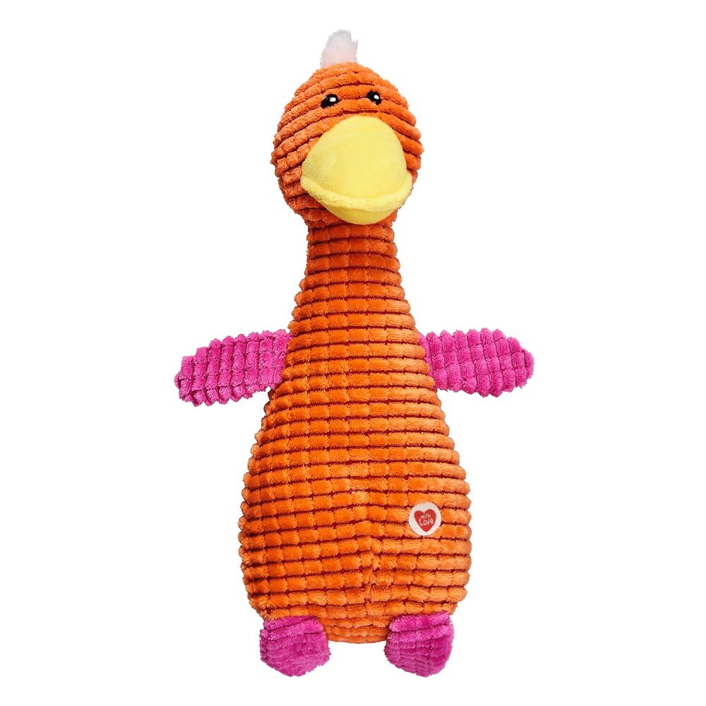 GimDog Fluo Friends – игрушка-пищалка для собак