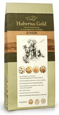 HUBERTUS GOLD JUNIOR сухой корм для щенков средних и больших пород