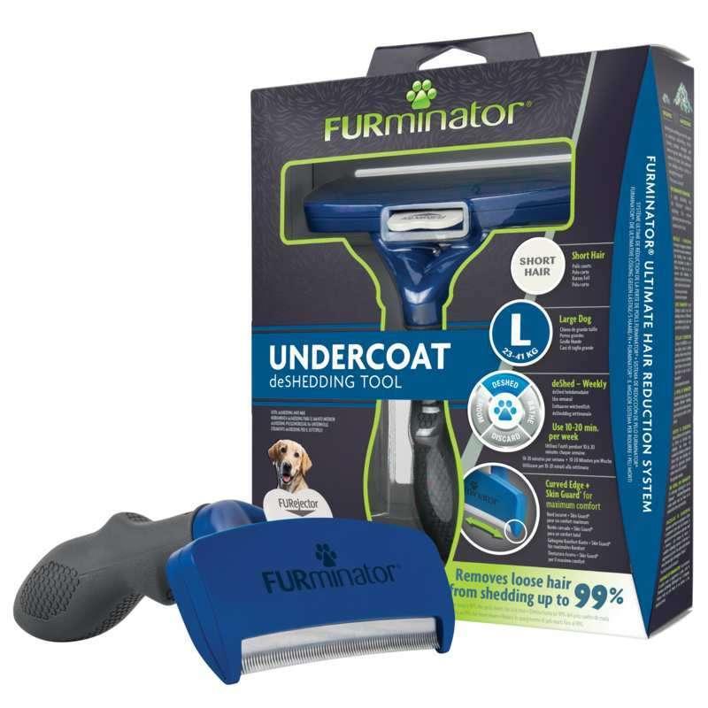 Furminator Short Hair Large Breed Dog  – фурмінатор для короткошерстих собак великих порід