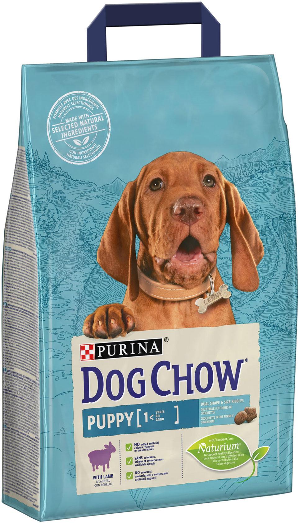 DOG CHOW PUPPY – сухой корм для щенков