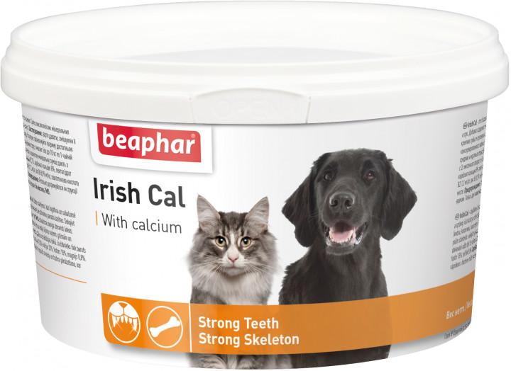 Beaphar Irish Cal – минеральная кормовая добавка для собак и котов
